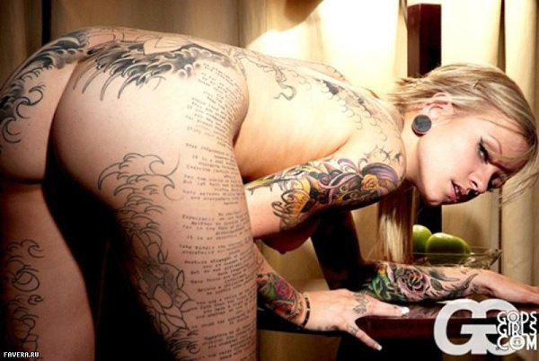 Sexy Tattoos Girl Piercings Nice Asses Reese Witherspoon Redtube Com 1